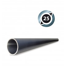 Tube Aluminium Ø 25 mm