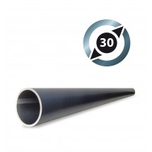 Tube Aluminium D30 mm
