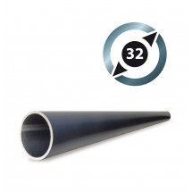 Tube Aluminium D32 mm