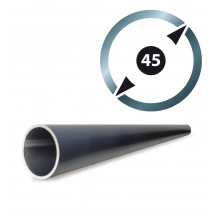 Tube Aluminium D45 mm